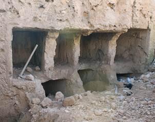 El nuevo hallazgo no contiene ni momias, ni esqueletos, aseguraron los arque�logos responsables del