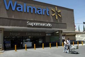 Tras la presentaci�n de estos resultados, las acciones de WalMart sub�an un 1.29 % en las operacione