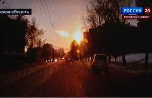 Fotos y Videos de meteorito en rusia