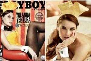 Yolanda Ventura, la 'Conejita Amarilla'