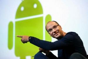 Andy Rubin el creador del sistema Android de Google