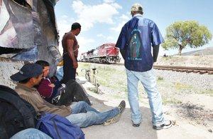 Secuestro y extorsión a  migrantes sigue en aumento en México