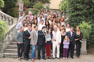 "VERSIÓN. La telenovela se basa en la serie estadounidense ""Brothers ..."