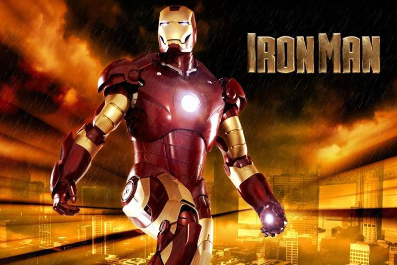Iron Man 3  El Segundo Mejor Estreno En La Historia De EU
