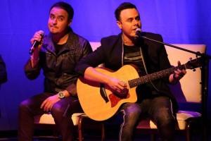 Ra�l y Jos� Luis hablaron de lo que es su segundo material discogr�fico,