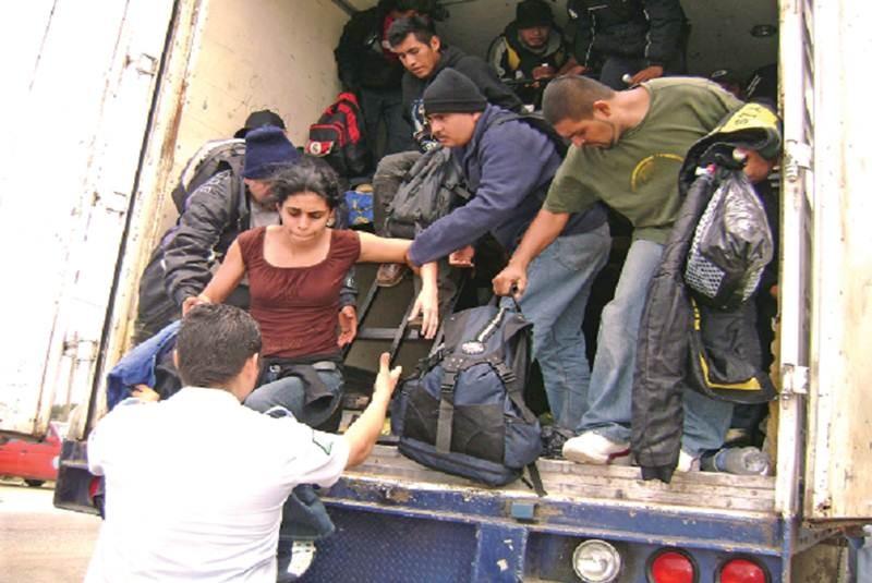 Resultado de imagen para trata de personas migrantes