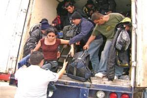 Las mujeres migrantes de Centroam�rica que se internan a M�xico rumbo a Estados Unidos, est�n expue