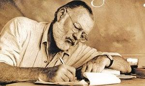 Difundir�n textos de la madre de Hemingway