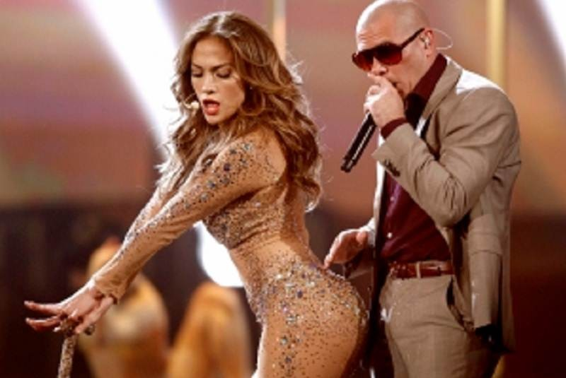 J.Lo and Pitbull Dating