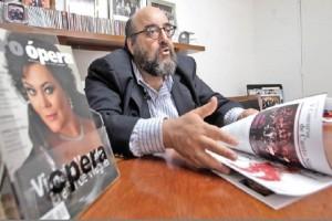 Revistas de msica, por amor al arte