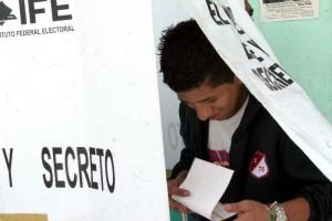 S�lo en Baja California estar� en disputa la gubernatura