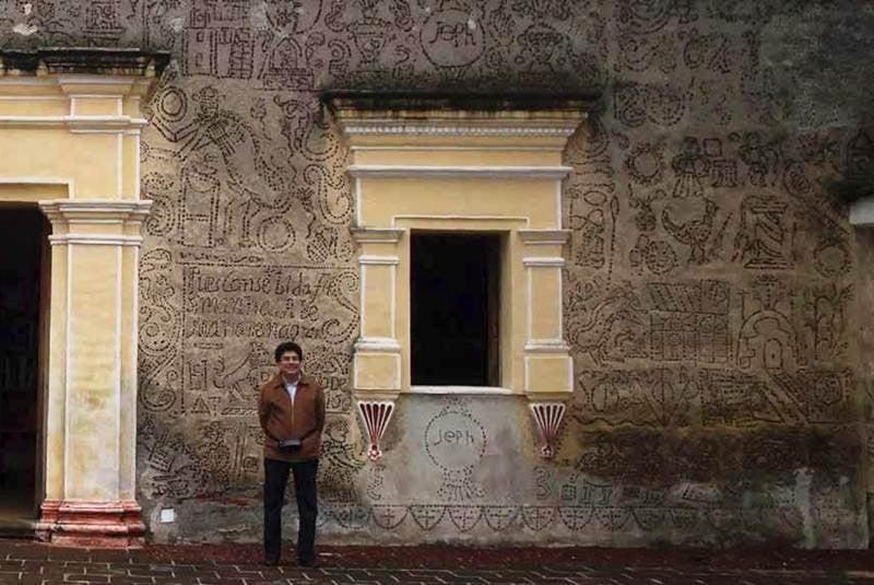 Casa del Diablo en Cholula
