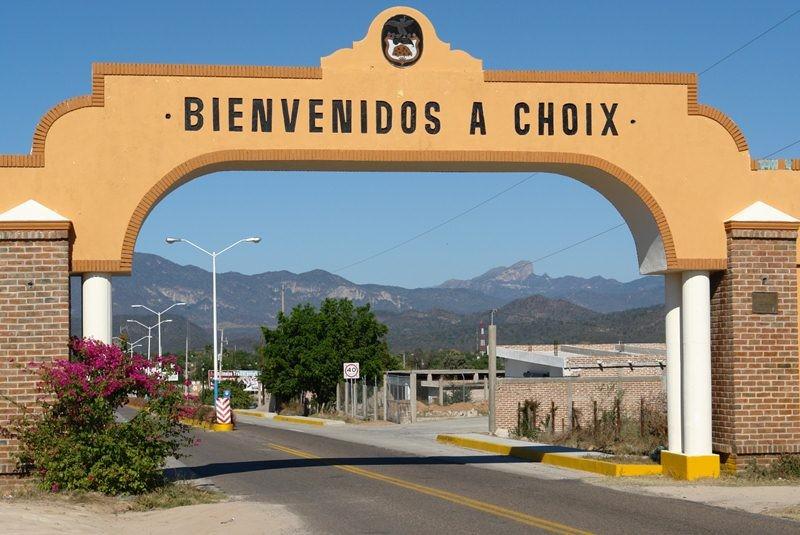 municipio de choix sinaloa: