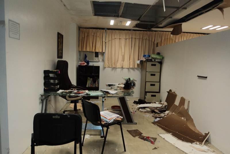 El universal fuertes lluvias da an oficinas consulares for Cuales son los equipos de oficina