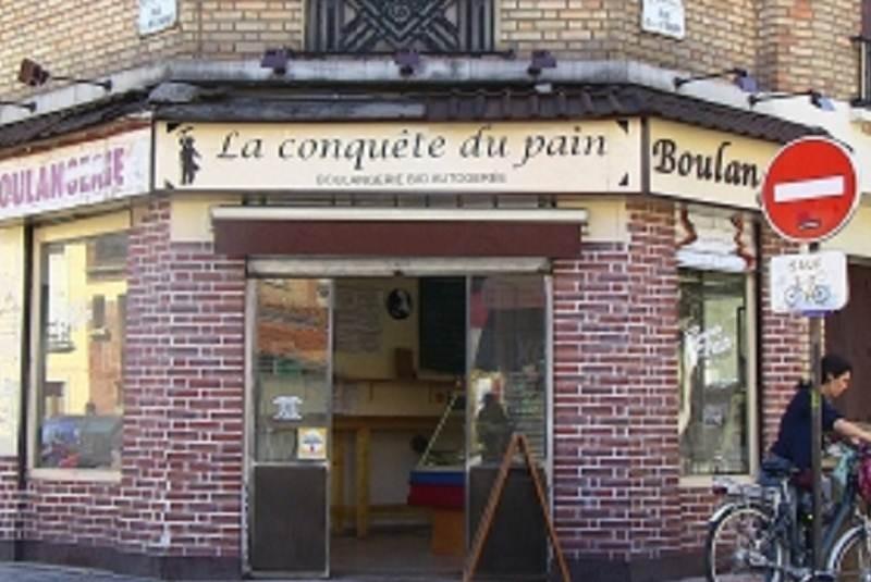 Una panadería anarquista, a las afueras de París