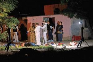 En el lugar de los hechos fallecieron nueve personas, uno más perdería la vida cuando era atendido e