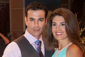 Protagonistas. David Zepeda y Mayrín Villanueva, protagonistas del ...