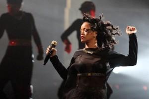 Rihanna: premio Icono en American Music Awards