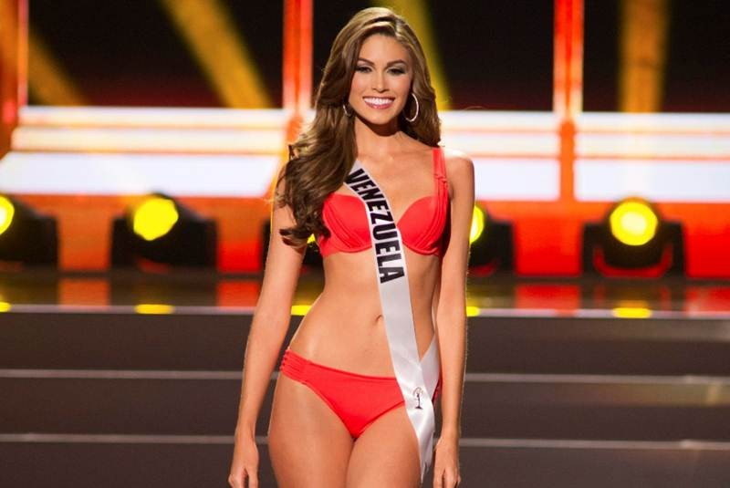 Concurso Miss Universo bikini