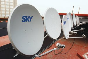 TV satelital, sin canales extra