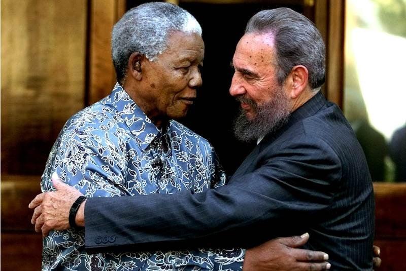 Raúl Castro agradece a Mandela su 'amistad probada'