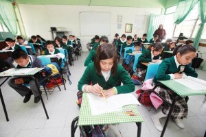 Según la OCDE, 41% de los alumnos mexicanos no alcanza el nivel de competencias b�