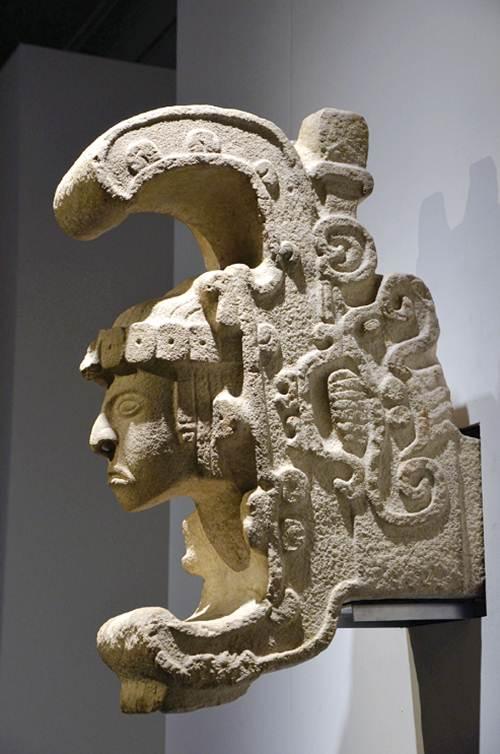 Exhiben hallazgos recientes del mundo maya