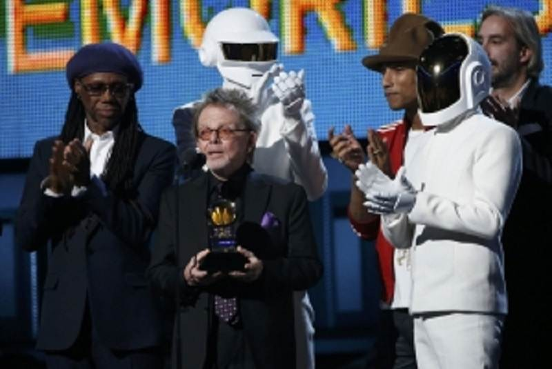 Daft Punk, álbum del año en los Grammy