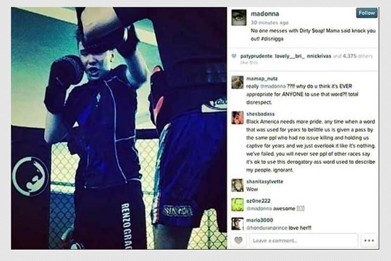 Madonna en las redes sociales (Facebook, Twitter, Instagram...) - Página 11 Madonna_racista-movil