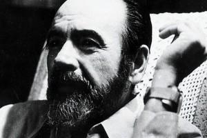 El escritor cubano Eliseo Diego.