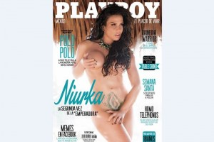 El Universal Espectáculos Niurka Su Nuevo Desnudo Para Playboy
