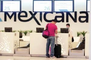 Emplazan rescate para Mexicana