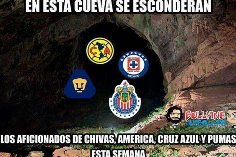 """El Universal - Deportes - Los memes no perdonan a los """"4 grandes"""""""