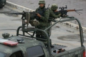 De los 317 tiroteos que han enfrentado, la mayor�a (268) los han protagonizado elementos del Ej�rcit