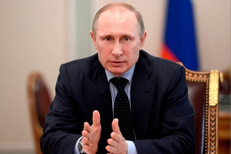 Putin llama a Obama para discutir solución en Ucrania
