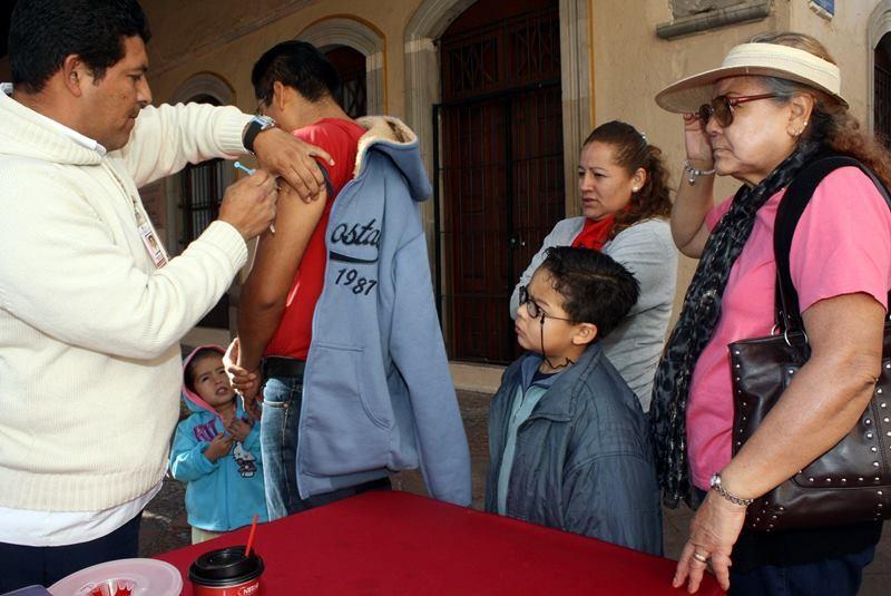 Ssa contabiliza 660 muertes por influenza