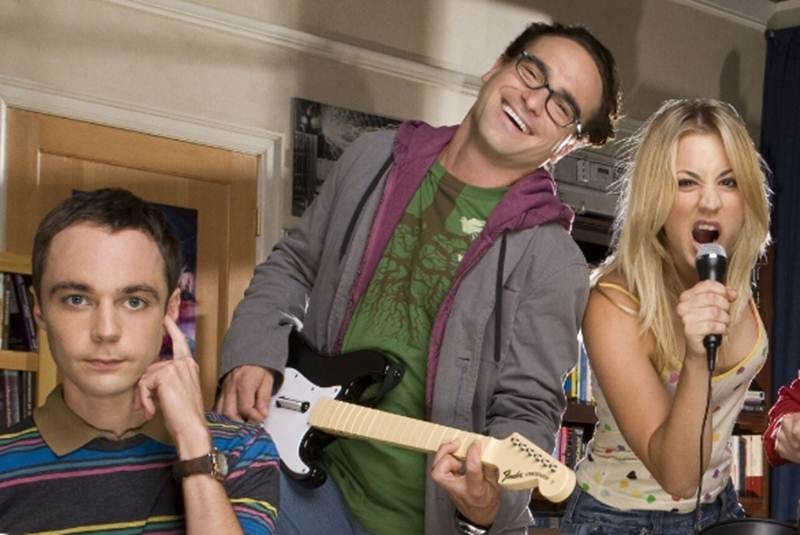 i>Big Bang Theory</i> hará homenaje a <i>Star Wars</i