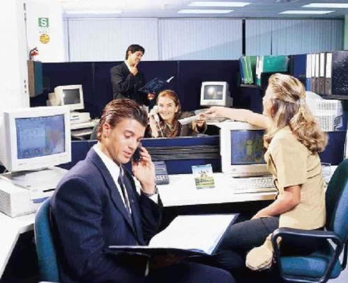 El universal finanzas management lo m o lo m o no for Que es un oficinista