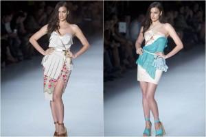 Particip� en la Semana de la Moda de Sao Paulo