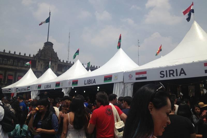 La diversidad engalana a la Feria de las Culturas Amigas - El Universal