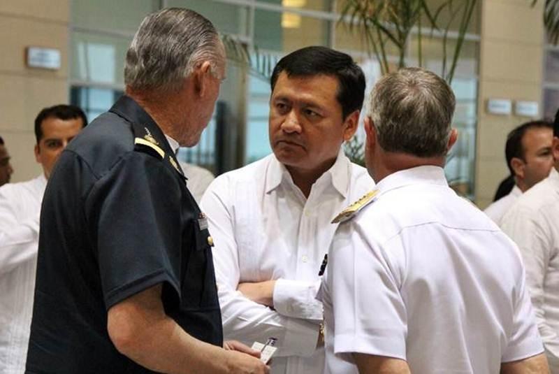 Lanza Osorio Chong plan de seguridad para Tamaulipas