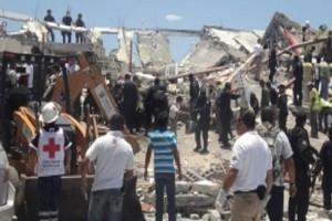 Explosi�n en Reynosa, por acumulaci�n de gas, aseguran