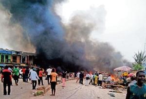 Ataques en Nigeria matan a 118
