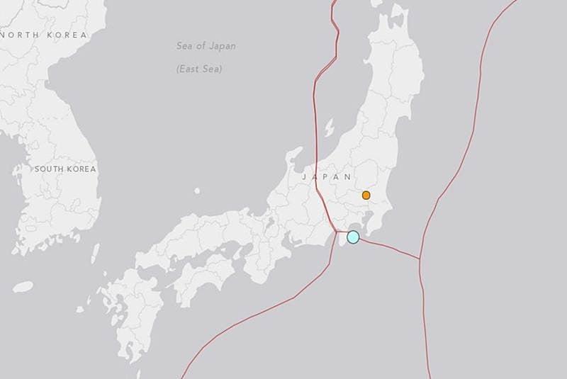 Reportan fuerte sismo en Japón sin riesgo de tsunami