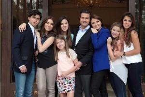 ... de las Madres, el presidente Enrique Pea Nieto inform que una de las