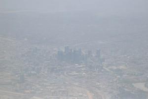 Contaminación atmosférica, veneno letal