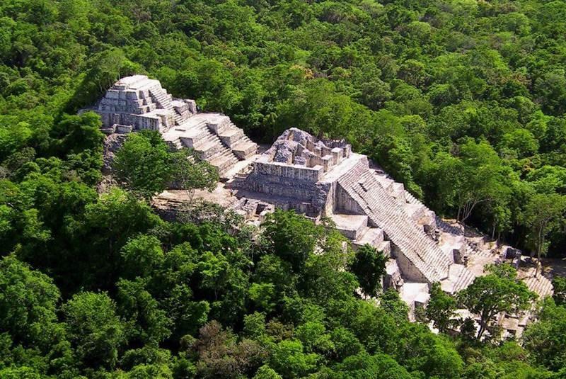 Unesco declara a Calakmul Patrimonio Mundial