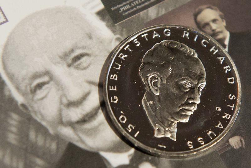 El mundo celebra al compositor alemán Richard Strauss