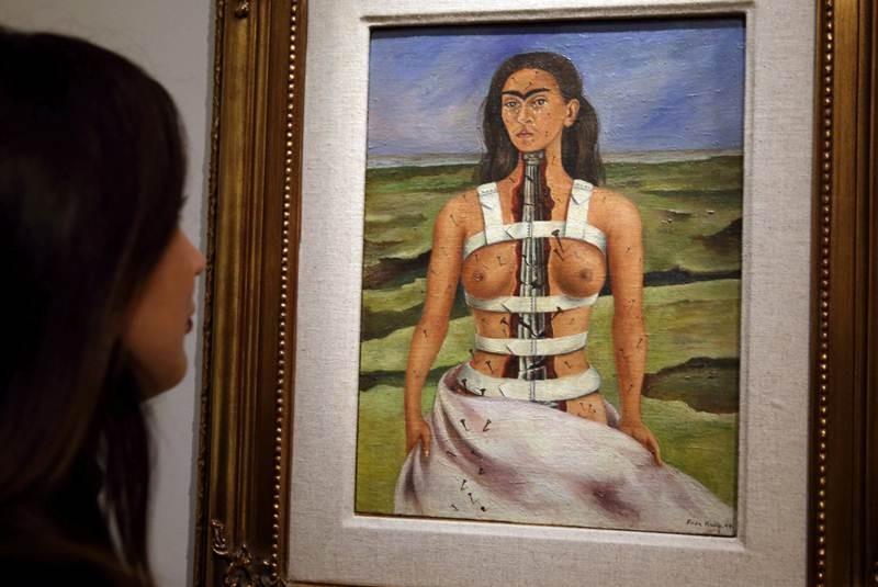 Frida Kahlo: icono comercial y mito de arte mexicano
