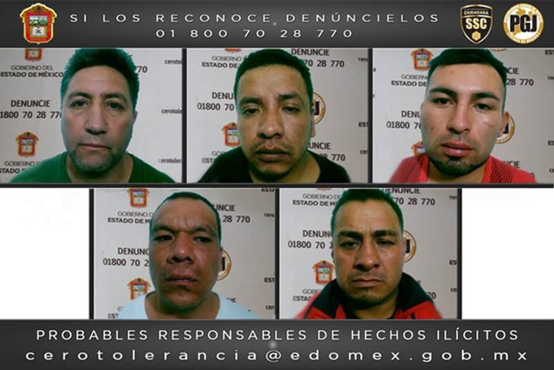 Rescata Marina y PGJEM a 44 secuestrados en Ixtapaluca - El Universal